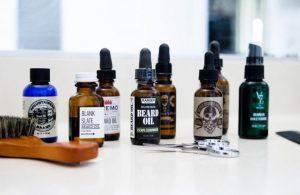 Natural Oils for Beard
