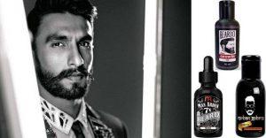 Beard Oil for Black Men